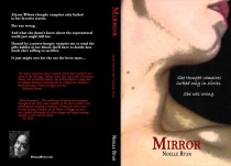 Print copy book cover for Mirror